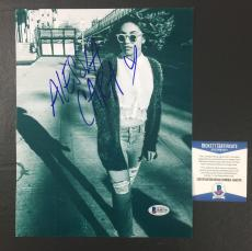 Alessia Cara Signed Autographed Know-it-all 'sexy' 8x10 Photo Bas Coa Beckett 2