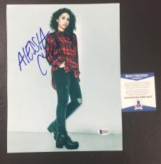 Alessia Cara Signed Autographed Know-it-all 'sexy' 8x10 Photo Bas Coa Beckett 3