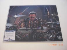 Alev Van Halen Famous Musician Td/holo Signed 11x14 Photo