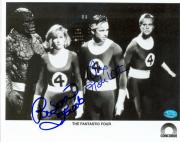 Alex Hyde White and Rebecca Staab autographed 8x10 Photo (The Fantastic Four) Image #1