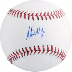 Alex Meyer Minnesota Twins Autographed Baseball