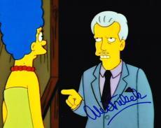 Alex Trebek Signed 8x10 Photo Authentic Autograph The Simpsons Jeopardy Coa B