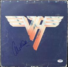 Alex Van Halen Signed Album Cover Autographed PSA/DNA #U52968
