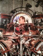 ALEX VAN HALEN (Van Halen) signed 11x14 photo-PERFECT Signature- JSA N029022