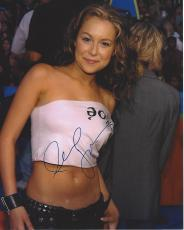"ALEX VEGA - Known for Her Role as CARMEN CORTEZ in the ""SPY KIDS"" Films and as RUBY GALLAGHER in Series ""RUBY & the ROCKITS"" Signed 8x10 Color Photo"