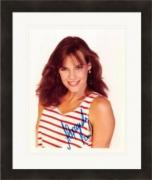 Alexandra Paul autographed 8x10 photo (Bay Watch 67) #1 Matted & Framed