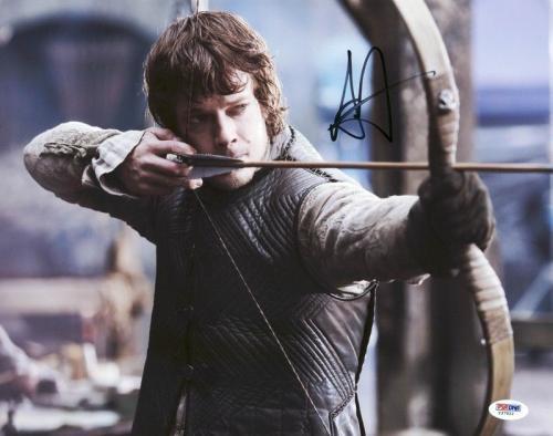 Alfie Allen Game Of Thrones (Theon Greyjoy) Signed 11X14 Photo PSA/DNA #Y37922