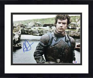 Alfie Allen Signed 11x14 Photo *Theon Greyjoy PSA AC45663