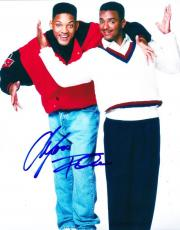 Alfonso Ribeiro Signed 8x10 Photo Fresh Prince Of Bel Air Autogarph Will Smith