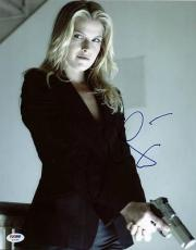 Ali Larter Heroes Signed 11x14 Photo Autographed Psa/dna #h02386