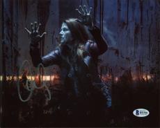 Ali Larter Resident Evil Signed 8X10 Photo Autographed BAS #B51928