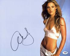 Ali Larter Sexy Signed 11x14 Photo Autographed Psa/dna #s33678