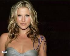 Ali Larter Sexy Signed 11X14 Photo Autographed PSA/DNA #U59188