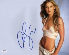 Ali Larter Sexy Signed 11x14 Photo Autographed Psa/dna #u59190