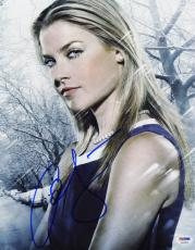 Ali Larter SIGNED 11x14 Photo Niki Sanders Tracy Strauss Heroes PSA/DNA