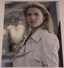 Ali Larter Signed 8x10 Photo Heroes Authentic Autograph Coa A