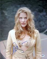 Ali Larter Signed Authentic Autographed 11x14 Photo (PSA/DNA) #H86917