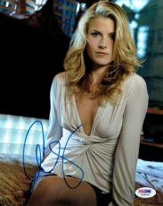 Ali Larter Signed Authentic Autographed 8x10 Photo PSA/DNA #X99044