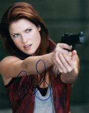 Ali Larter Signed Autographed 8x10 Photo Resident Evil Heroes COA VD