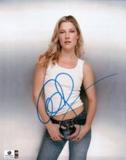 Ali Larter Signed Autographed 8x10 Photo Sexy Legends Heroes GA774796