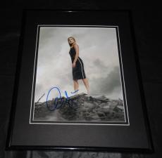 Ali Larter Signed Framed 8x10 Photo Heroes