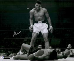 Muhammed Ali Autographed 20x24 Photo