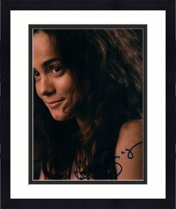Alice Braga Queen Of The South Signed Autographed Photo UACC RD AFTAL RACC TS