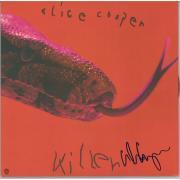 Alice Cooper Autographed Killer Album - JSA