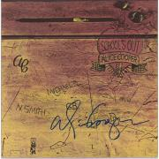 Alice Cooper Autographed School's Out Album - JSA