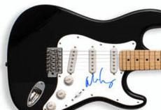 Alice Cooper Autographed Signed Guitar UACC RD COA PSA