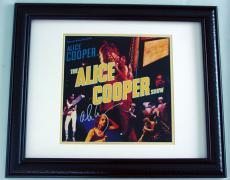 Alice Cooper Autographed The Alice Cooper Show Album PSA/DNA