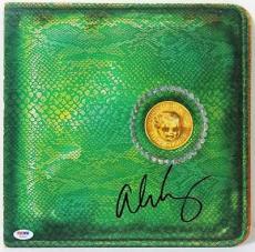Alice Cooper Billion Dollar Babies Signed Album Cover Psa/dna #w46851