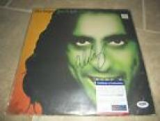 Alice Cooper Goes To Hell IP Signed Autographed LP Album Record PSA Certified