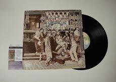 Alice Cooper 'greatest Hits' Signed Record Album Lp Jsa Coa #k42479