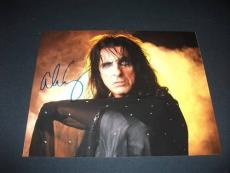 Alice Cooper Ip Signed Autographed 11x14 Cool Photo PSA