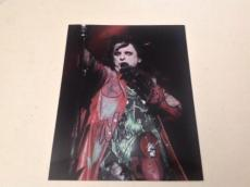 ALICE COOPER ROCK N ROLL LIVE SIGNED HOT! 8X10 PHOTO AUTOGRAPHED IP! COA b