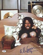 Alice Cooper Signed 11X14 Photo Autographed PSA/DNA #Y49038