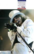 Alice Cooper Signed 11x14 Photo PSA DNA COA Autograph #Y81937 Rock Legend