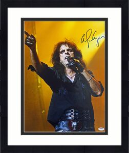 Alice Cooper Signed 16X20 Photo Autographed PSA/DNA ITP 5