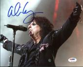 Alice Cooper Signed 8X10 Photo Autographed PSA/DNA ITP 4