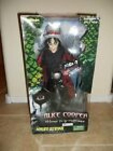 """Alice Cooper Signed Autographed 18"""" Talking Doll Asylum Ultimate PSA Certified"""