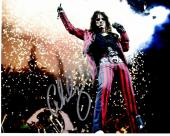Alice Cooper Signed - Autographed Heavy Metal Singer 8x10 inch Photo - Guaranteed to pass PSA or JSA