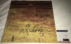 Alice Cooper Signed   Autographed Schools Out Album   LP - PSA DNA Certified