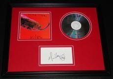 Alice Cooper Signed Framed 11x14 Killer CD & Photo Display