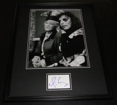 Alice Cooper Signed Framed 16x20 Photo Display