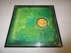 "Alice Cooper Signed Framed ""billion Dollar Babies"" Album Alice N Chains Rare"