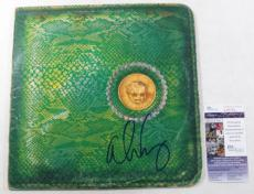 Alice Cooper Signed LP Record Album Billion Dollar Babies w/ JSA AUTO