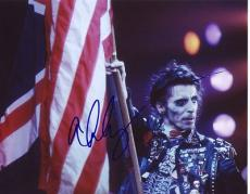 ALICE COOPER signed *The Godfather of Shock Rock* 8X10 photo W/COA Hard Rock #1