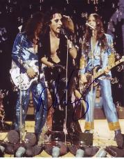ALICE COOPER signed *The Godfather of Shock Rock* 8X10 photo W/COA Hard Rock #5