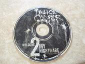 Alice Cooper Welcome Nightmare 2 Autographed Signed CD PSA Guaranteed